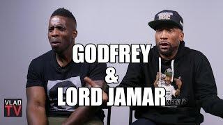 Godfrey and Lord Jamar Shocked Over Juelz Santana Missing Teeth at 36 (Part 9)
