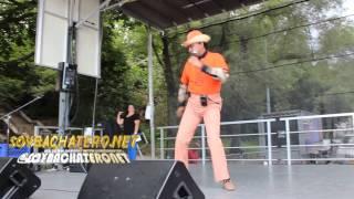 vizcaino En Vivo Festival Popular Duartiano 2014
