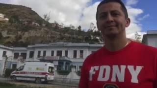 El Cóndor Mensajero - Alausí - Carlos Rubira Infante