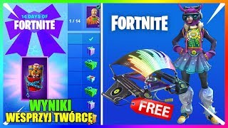 FREE SKIN FOR THE EVENT NEW YEAR'S EVE? RETURN OF WEAPONS SEASON 1 | FORTNITE