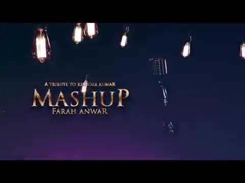 Farah Anwar Tribute Kishor Kumar | Official Teaser | Mashup 2018 | Suristaan Music