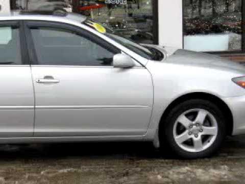 SOLD - 2003 Toyota Camry SE 03246 Irwin Toyota Sci...