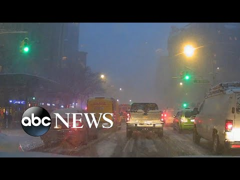 Noreaster turns deadly