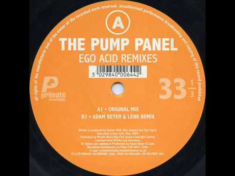 The Pump Panel - Ego Acid (Adam Beyer & Lenk Remix)