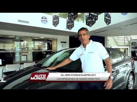 New Hyundai Elantra 2017 Impresiones de Ramn Ferreyros