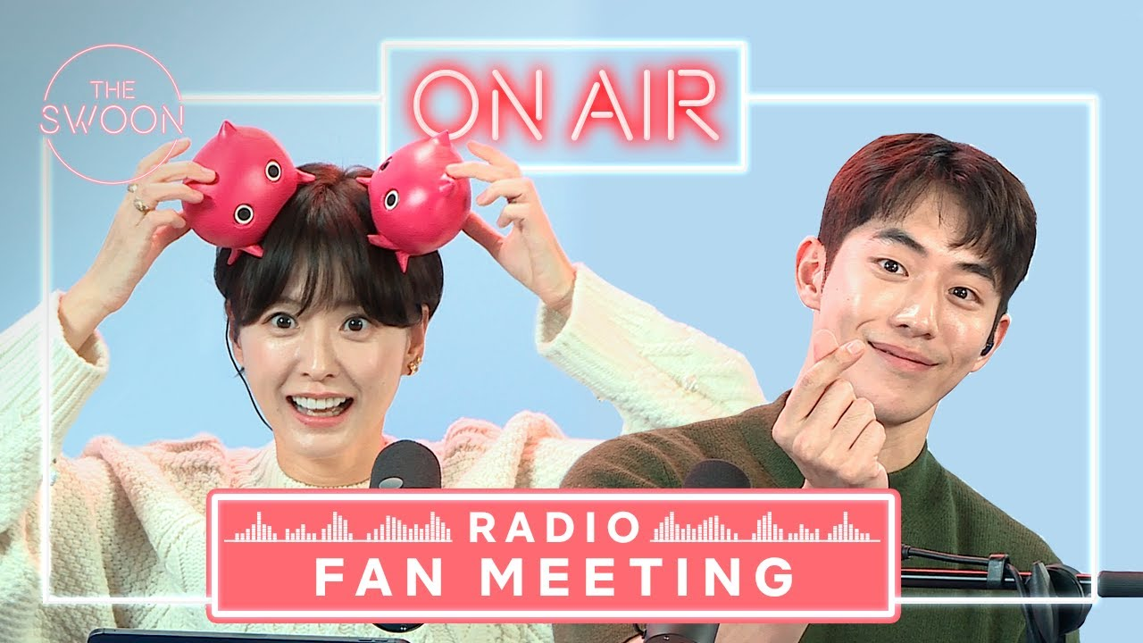 Jung Yu-mi and Nam Joo-hyuk call fans and answer questions | The School Nurse Files [ENG SUB]