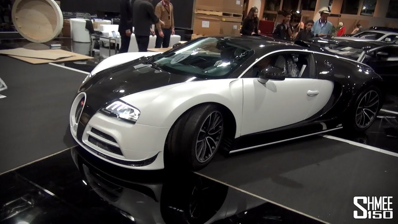 mansory bugatti veyron vivere start and departure at top marques youtube. Black Bedroom Furniture Sets. Home Design Ideas