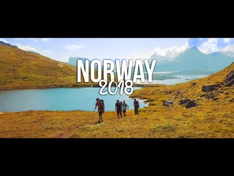 NORWAY ROADTRIP 2018