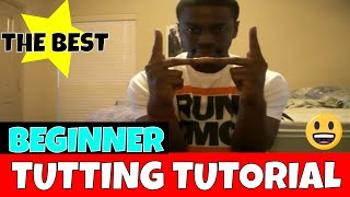 BEGINNER FINGER TUTTING TUTORIAL 2K16 - HOW TO FINGER TUT