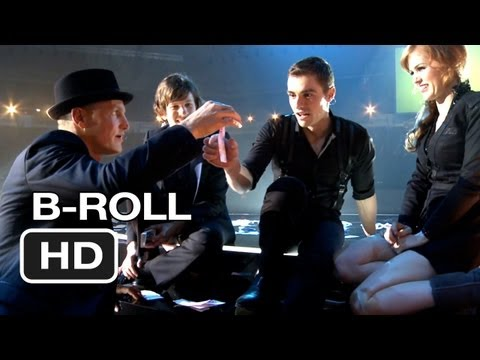 Now You See Me Complete B-Roll (2013) - Morgan Freeman Movie HD