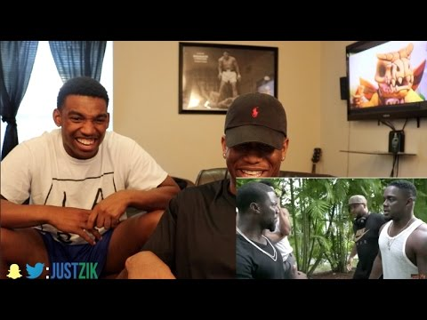 Kevin Hart chocolate Droppa is undefeated in Rap Battles- REACTION