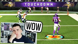 He runs with Dalvin Cook every single play & is a pro, so I called him out!