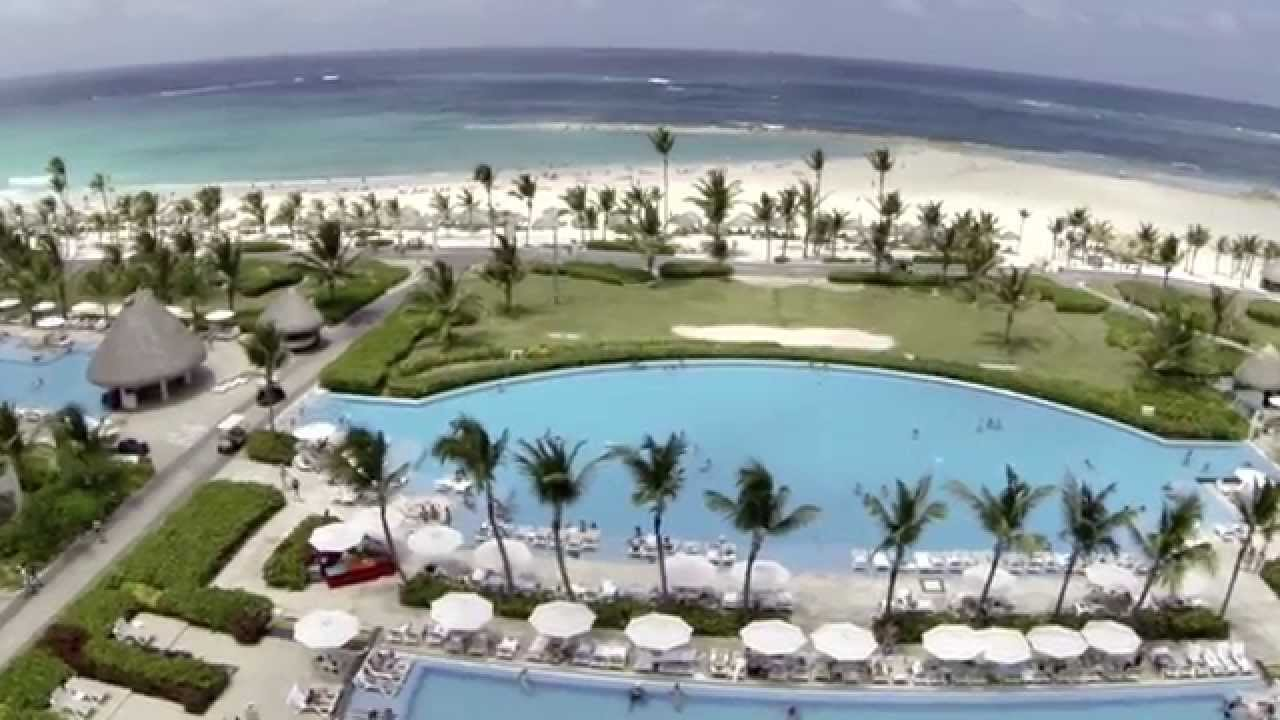 hard rock hotel punta cana video aereo 1 - Punta Cana Resorts Hard Rock Hotel