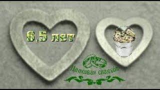 С цинковой свадьбой!!! 6,5 лет вместе!!!