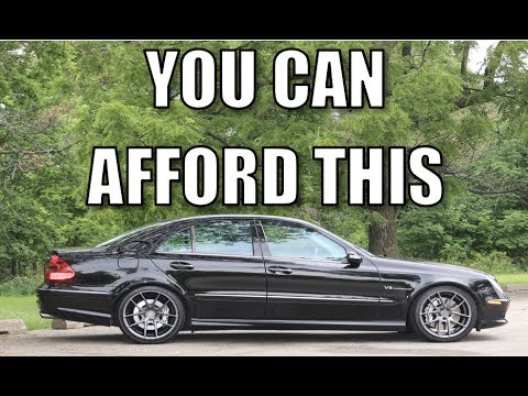 Download My new E55 AMG! Here's what I paid & what's wrong with it.