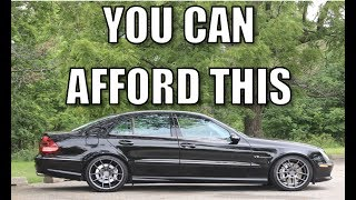 Download My new E55 AMG! Here's what I paid & what's wrong with it. Mp3 and Videos
