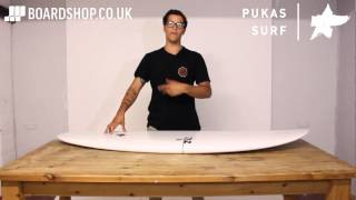 Pukas Bait Surfboard Review by Taz Yassin