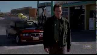 Breaking Bad - Season 1 - Episode 4 - Ending Scene