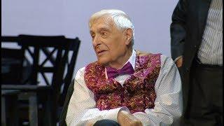 Первая премьера спектакля «Палачи» с Олегом Басилашвили