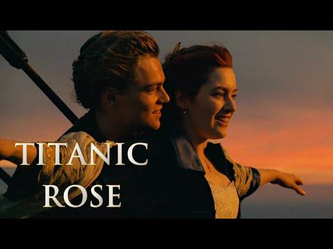 Titanic Soundtrack ~ Rose ~ As heard in the film
