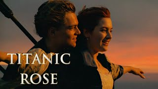 Titanic Soundtrack ~ Rose ~ As heard in the film