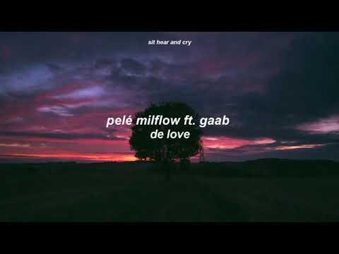 (Legendado) Pelé milflorwn ×× gaab - de love 🐜