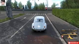 Fuscao Anos 70 Top  Euro Truck Simulator 2