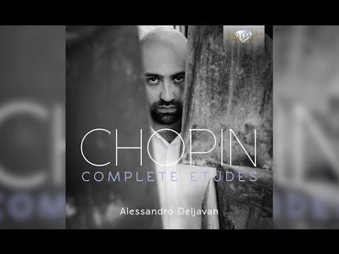 Chopin: Complete Etudes (Full Album)