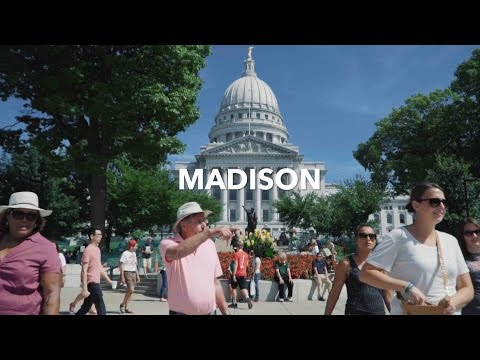 Exploring the USA (Madison, WI)