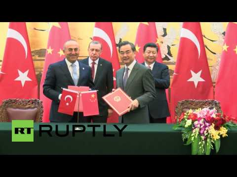 China: Erdogan and Xi Jinping sign security and law enforcement agreements