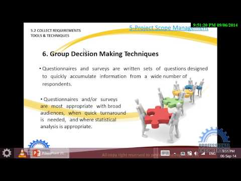 PMP,Project Scope 1 Management untill 2 hours and go to part 2