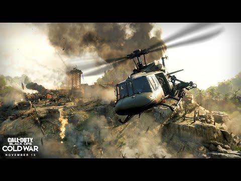 Call of Duty Cold War สงครามเวียดนาม