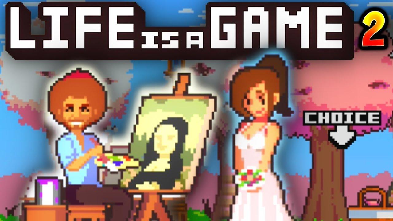 LA VIE DE BOB ROSS !! -Life Is A Game-