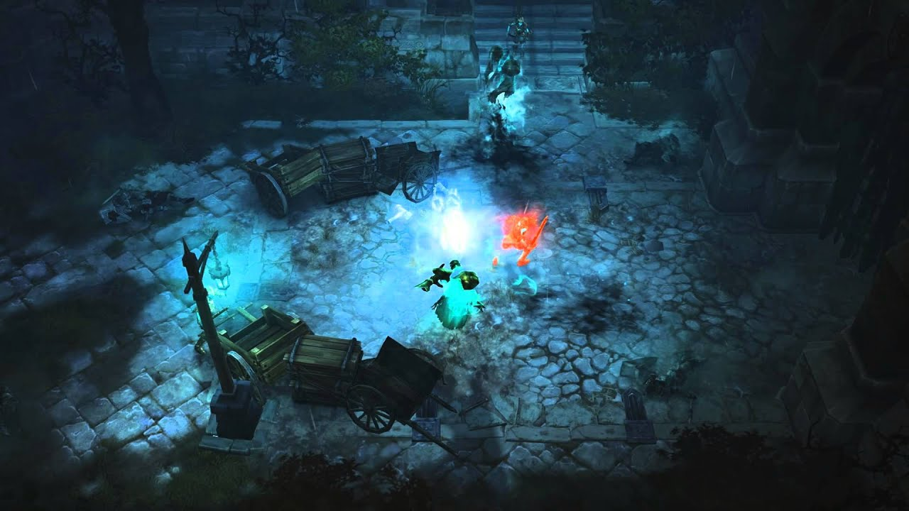 Diablo Iii Expansion Pack Ros Gameplay Trailer Kr