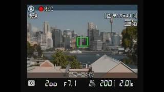 Nikon D7000 Movie Mode Analysed