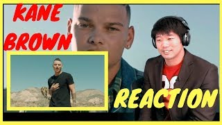 Kane Brown - Lose It Reaction Video