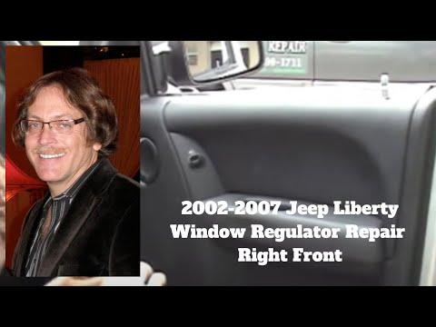 98 Jeep Wrangler Wiring Diagram Replace Jeep Liberty Window Bracket Youtube