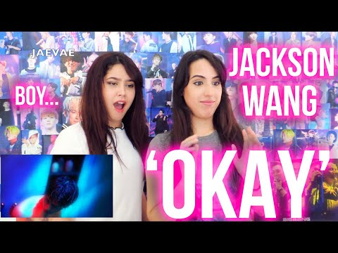 "JACKSON WANG ""OKAY"" MV REACTION"