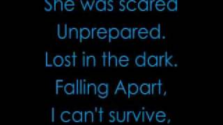 Repeat youtube video Demi Lovato - Two Worlds Collide (lyrics)