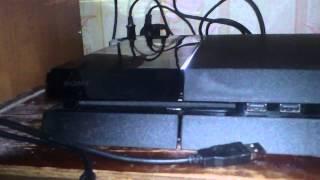 Моя поломка ps4. Неисправность привода диска(Это произошло среди ночи в режиме ожидания, приставку выплюнуть диск и начала с периодичностью шуметь...., 2013-12-15T08:17:27.000Z)