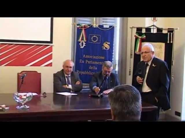 L'Associazione. ex Parlamentari celebra 150 anni unità d'Italia