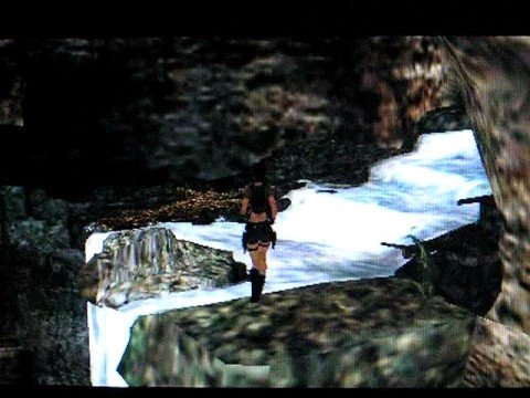 PSP TOMB RAIDER LEGEND ESSENTIALS