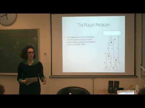 Valeria Giardino : Towards a cognitive semiotics for mathematics