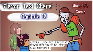 Lee el ORIGINAL Aquí mero!: http://flavor-text-chara.tumblr.com/pag...