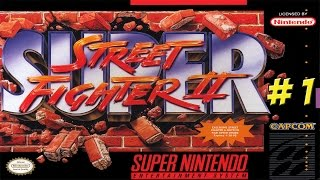 SNES: Super Street Fighter II! Part 1 - YoVideogames