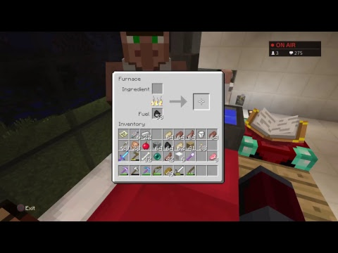 Minecraft  | New base installed!