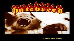 HATEBREED - Under the Knife [Full EP]