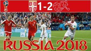 Serbia vs Switzerland 1-2 Match Review - SWISS COMEBACK!