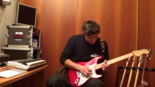 Pink Floyd Marooned - played by Edoardo Scordo