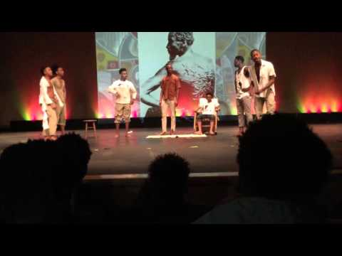 Escape from Slavery Skit